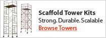 Scaffold Tower Kits | Scaffolding Tower Kits | Cheap Scaffold | Discount Scaffold
